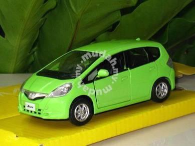 Model Koleksi Honda Jazz (2012) Green