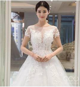 Wedding bridal prom lace dress gown RB0246