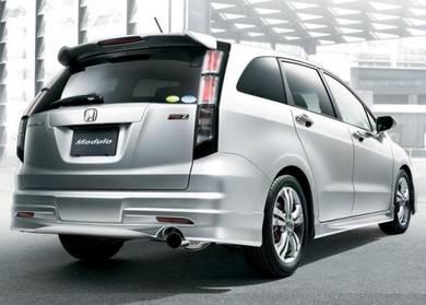 Honda stream modulo spoiler with paint bodykit