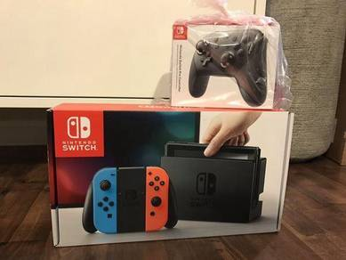 Brand New Ori Nintendo Switch Zelda Bundle