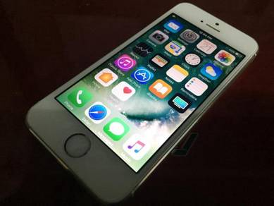 Iphone 5s 16gb gold seken