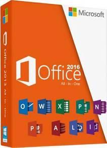 Microsoft Office 2016 (100% Genuine)