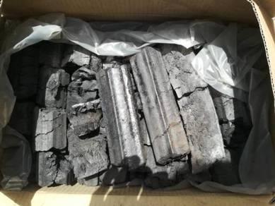 BBQ Charcoal Briquette Sawdust