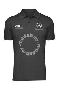 Mercedes Petronas Cotton Polo Shirt