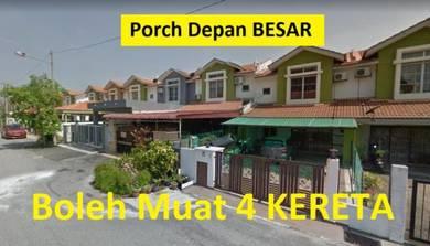 Rumah Family Modern BESAR / Desa-Mas/ Country Home