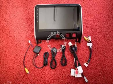 Nissan serena c27 android gps mp5 player 1