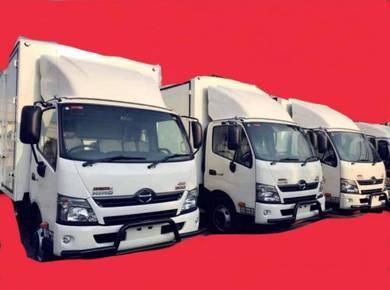 Lori Sewa Pindah Rumah Lorry Movers Service