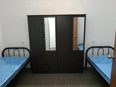 Bilik sewa muslimah sri serdang (medina hostel)