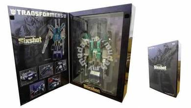 Transformers Asia Exclusive Sixshot