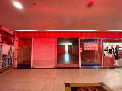 First Floor, End Unit at Imperial Mall, Miri