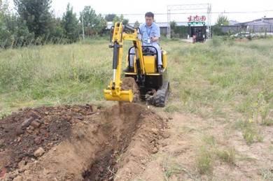 Excavator Linhai (new) melaka