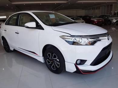 Toyota Vios 2013 2018 Drive 68 Bodykit Body Kit