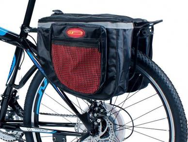 Bicycle MTB tarvel carry bag frame bag beg basikal