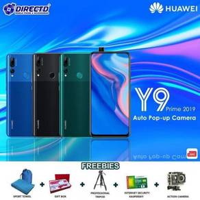 HUAWEI Y9 Prime (2019) 32MP kamera bermotor -MYSet
