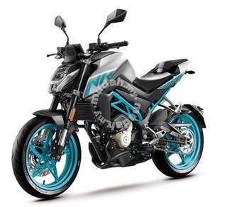 Muka rendah murah jual 2020 new cfmoto 250nk std