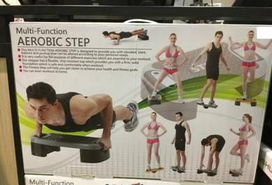 Multi Sport Function Aerobic Step Concept
