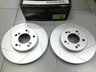 Dixcel Disc Rotor SD Honda Civic EK9 (5H x 114.3)