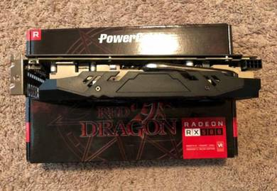 PowerColor RED DRAGON Radeon RX 580 8GB RAM GPU Gr