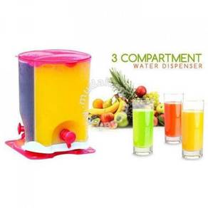 3 compartment drink dispenser 02