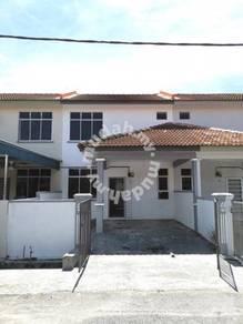 Double Storey Terrace At Angkasa Nuri