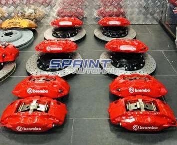 Vw Audi Brembo 4POT Brake Kit