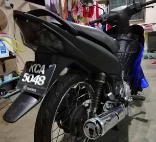 Yamaha Lagenda smooth engine