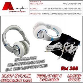 Numark Electrowave Premium Isolating DJ Headphones