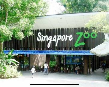 Bird park with tram cheap ticket discount