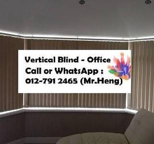 Best Vertical Blind - with install BY34