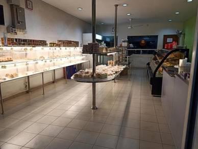 Kedai roti dan kek for sale equiment sempurna