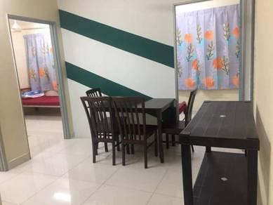 Sewa Bilik SINGLE di RISTA VILLA Berdekatan Putra Perdana (WIFI)