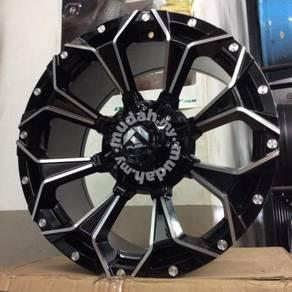 """Sport rim 4x4 FUEL D576 DESIGN 18"""""""