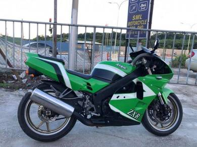 Kawasaki zxr 250 zzr 250 motor condition 99% cunn