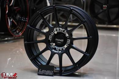 Sport Rim Ori Lenso Project D EVO2 16'' 4x108