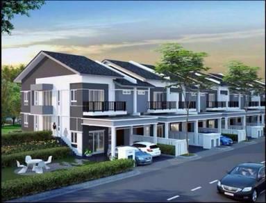 New project 2sty house kajang selangor