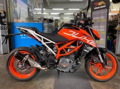 KTM DUKE 390 Deposit 299 Offer CNY