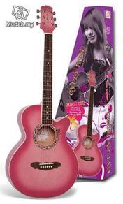 Guitar Gypsy Rose With Bag