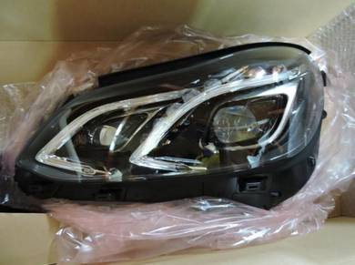 Mercedes E-class W212 New Facelift Ori Headlamp