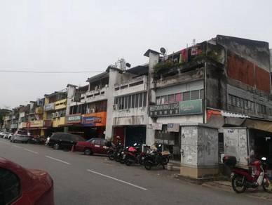 Setapak Jaya, Jalan Rejang. Sri Rampai