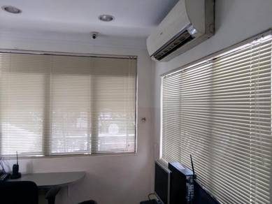 25mm Aluminium Venetian Blinds 405 Light Almond