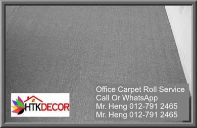 Modern Plain Design Carpet Roll With Install G3ZE