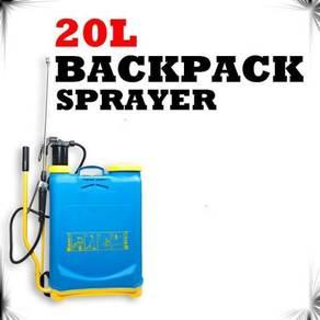 BEST 20L Backpack Knapsack Pump Sprayer Garden Che