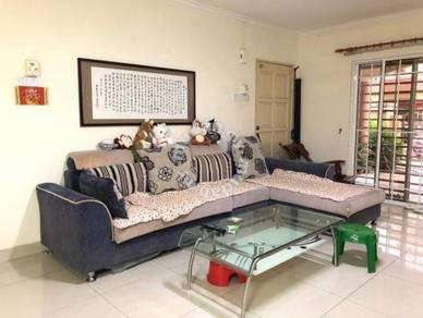 [BELOW MARKET] Laman Rimbunan, 3 storey, Kepong, Terrace House, 22x75