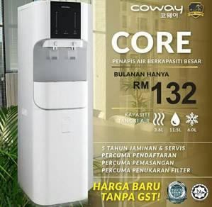Core bertangki besar 11