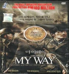 DVD Korean Movie My Way