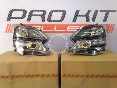 Vellfire 2013 NFL Golden Eyes II Head Lamp (NEW)