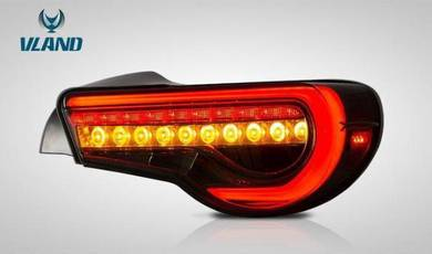 Toyota ft86 gt86 86 led taillamp tail lamp light 4