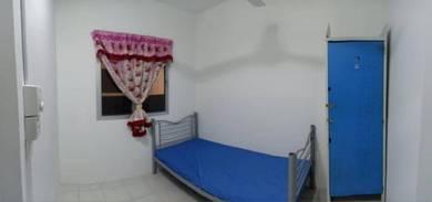Bilik Sewa Lelaki Baru Residensi Jalilmas, Bukit Jalil