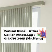 Best seller Vertical Blind - With Install BP43
