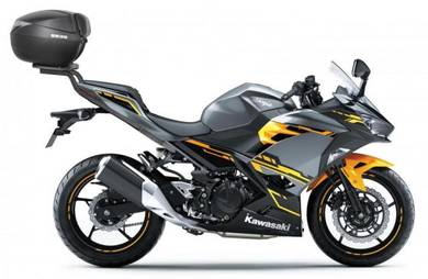 Shad SH39 Top case for Kawasaki ninja 250 2019